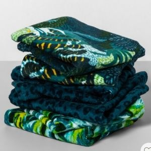 Cool Jungles Wash Cloth pack of 6